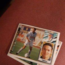 Cromos de Fútbol: 97 98 1997 1998 ESTE SIN PEGAR COMPOSTELA VIEDMA. Lote 194355213
