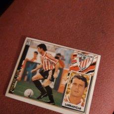 Cromos de Fútbol: 97 98 1997 1998 ESTE SIN PEGAR ATHLETIC DE BILBAO LARRAINZAR. Lote 194355240