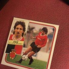 Cromos de Fútbol: ESTE 89 90 1989 1990 MALLORCA DESPEGADO VULIC. Lote 194355286