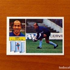Cromos de Fútbol: CELTA DE VIGO - CAPO - LIGA 1982-1983, 82-83 - EDICIONES ESTE - NUNCA PEGADO. Lote 194378686