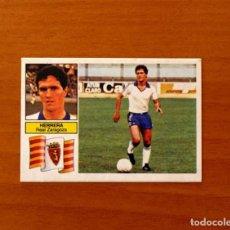 Cromos de Fútbol: ZARAGOZA - HERRERA - LIGA 1982-1983, 82-83 - EDICIONES ESTE - NUNCA PEGADO. Lote 194378788