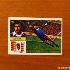 Cromos de Fútbol: ZARAGOZA - VITALLER - LIGA 1982-1983, 82-83 - EDICIONES ESTE - NUNCA PEGADO. Lote 194378893