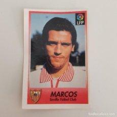 Cromos de Fútbol: LIGA 96-97. BOLLYCAO. Nº215. MARCOS. SEVILLA. NUNCA PEGADO. . Lote 194388656