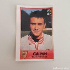 Cromos de Fútbol: LIGA 96-97. BOLLYCAO. Nº213. GALVAN. SEVILLA. NUNCA PEGADO.. Lote 194388823