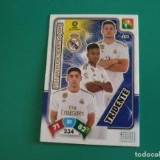 Cromos de Fútbol: 234 TRIDENTE - REAL MADRID - ADRENALYN XL 2019-20 - 19/20 (NUEVO). Lote 194388830