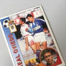 Cromos de Fútbol: PANINI 1994 1995 94 95 SIN PEGAR OVIEDO LUIS MANUEL 204. Lote 194488385