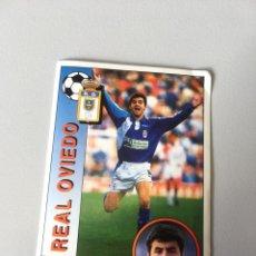 Cromos de Fútbol: PANINI 1994 1995 94 95 SIN PEGAR OVIEDO SUÁREZ 210. Lote 194488431