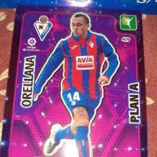 Cromos de Fútbol: TRADING CARD ADRENALYN 2019/2020, EDITORIAL PANINI, JUGADOR ORELLANA (PLAN A), SIN ACTIVAR. Lote 194555873