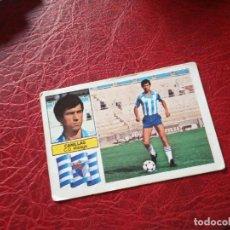 Cromos de Fútbol: CANILLAS MALAGA ED ESTE 82 83 CROMO FUTBOL LIGA 1982 1983 - SIN PEGAR - 784. Lote 194555918