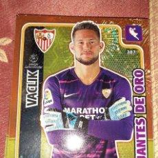 Cromos de Fútbol: TRADING CARD ADRENALYN 2019/2020, EDITORIAL PANINI, JUGADOR VACLIK (GUANTES DE ORO),SIN ACTIVAR. Lote 194583886