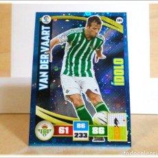 Cromos de Fútbol: ADRENALYN XL 2015 2016 15 16 PANINI VAN DER VAART Nº 385 ÍDOLO BETIS CROMO LIGA ALBUM FÚTBOL. Lote 194588406