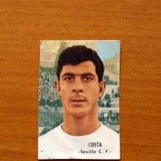 Cromos de Fútbol: SEVILLA - COSTA - EDITORIAL FHER 1966-1967, 66-67 - NUNCA PEGADO. Lote 194596151