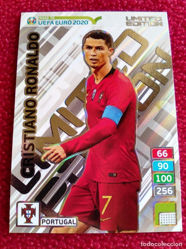 Panini ADRENALYN XL Camino A Euro 2020 Mourinho Ronaldo Edición Limitada
