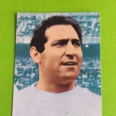 Cromos de Fútbol: REAL MADRID 35 GENTO RUIZ ROMERO 1967 1968 67 68 RECUPERADO. Lote 194622313