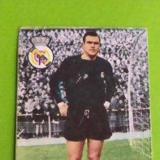 Cromos de Fútbol: REAL MADRID BETANCOURT FHER 1967 1968 67 68 RECUPERADO. Lote 194624692