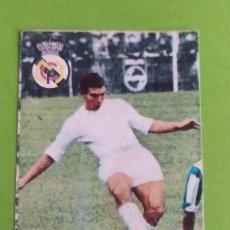 Cromos de Fútbol: REAL MADRID DE FELIPE FHER 1967 1968 67 68 RECUPERADO. Lote 194624921