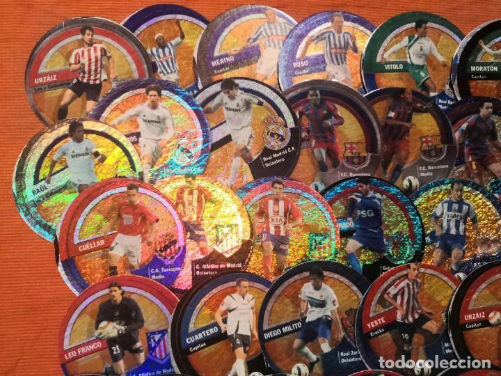 Cromos de Fútbol: LOTE 45 CROMOS DANET CIRCLECARDS CIRCLE CARDS MUNDICROMO 2006 2007 - Foto 5 - 194650297