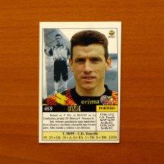 Cromos de Fútbol: REAL OVIEDO - Nº 469, UNZUE - ÚLTIMA HORA - LAS FICHAS DE LA LIGA MUNDICROMO 1999-2000, 99-00. Lote 194651258