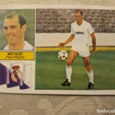 Cromos de Fútbol: METGOD FICHAJE 8 R. MADRID DE EDICIONES ESTE 82-83. Lote 194659253