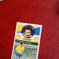 Cromos de Fútbol: SALVADOR LAS PALMAS ED ESTE 85 86 FUTBOL LIGA CROMO 1985 1986 - DESPEGADO - 992. Lote 194675718