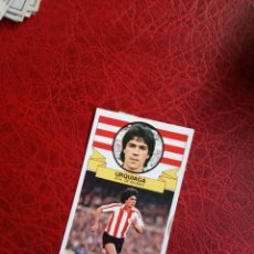 Cromos de Fútbol: URQUIAGA BILBAO ED ESTE 85 86 FUTBOL LIGA CROMO 1985 1986 - DESPEGADO - 995. Lote 194675900