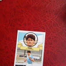 Cromos de Fútbol: TONO CELTA ED ESTE 85 86 FUTBOL LIGA CROMO 1985 1986 - DESPEGADO - 997. Lote 194675992