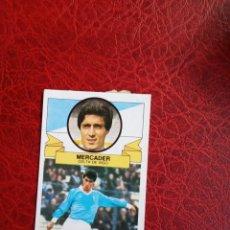 Cromos de Fútbol: MERCADER CELTA ED ESTE 85 86 FUTBOL LIGA CROMO 1985 1986 - DESPEGADO - 998. Lote 194676045