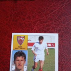 Cromos de Fútbol: SUKER SEVILLA ED ESTE 92 93 CROMO FUTBOL LIGA 1992 1993 - SIN PEGAR - 650. Lote 194704648
