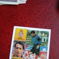 Cromos de Fútbol: BIURRUN ESPAÑOL ED ESTE 92 93 CROMO FUTBOL LIGA 1992 1993 - SIN PEGAR - 653. Lote 194704751