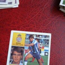 Cromos de Fútbol: ESCAICH ESPAÑOL ED ESTE 92 93 CROMO FUTBOL LIGA 1992 1993 - SIN PEGAR - 654. Lote 194704787