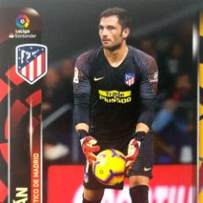 Cromos de Fútbol: 39 ADAN - ATLETICO DE MADRID - PANINI MEGACRACKS MGK 2019 2020 19 20 MEGA CRACKS. Lote 194711976