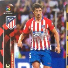 Cromos de Fútbol: 43 STEFAN SAVIC - ATLETICO DE MADRID - PANINI MEGACRACKS MGK 2019 2020 19 20 MEGA CRACKS. Lote 194712396