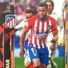 Cromos de Fútbol: 50 THOMAS LEMAR - ATLETICO DE MADRID - PANINI MEGACRACKS MGK 2019 2020 19 20 MEGA CRACKS. Lote 194713031