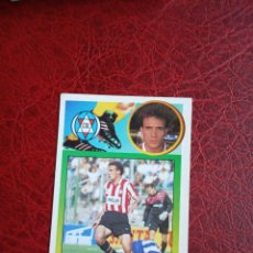 Cromos de Fútbol: VILLANOVA LOGROÑES ED ESTE 93 94 FUTBOL LIGA CROMO 1993 1994 - SIN PEGAR CARTON - 669. Lote 194739417