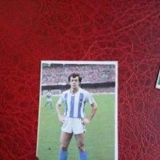 Cromos de Fútbol: SAGARZAZU REAL SOCIEDAD ED CANO 85 86 CROMO FUTBOL LIGA 1985 1986 - DESPEGADO - 268. Lote 194741773