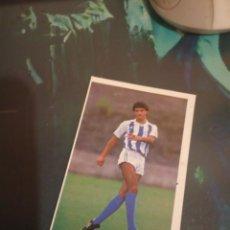 Cromos de Fútbol: ITURRINO REAL SOCIEDAD ED CANO 85 86 CROMO FUTBOL LIGA 1985 1986 - DESPEGADO - 269. Lote 194741816