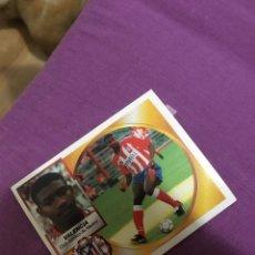 Cromos de Fútbol: ESTE 94 95 1994 1995 VALENCIA COLOCA ATLÉTICO DE MADRID SIN PEGAR. Lote 194742642