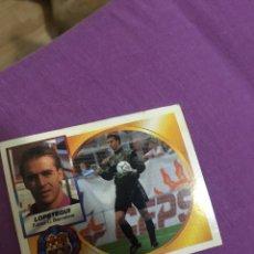 Cromos de Fútbol: ESTE 94 95 1994 1995 BARCELONA BAJA LOPETEGUI SIN PEGAR. Lote 194742767