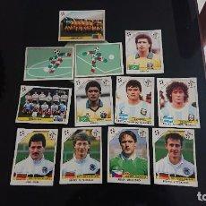 Cromos de Fútbol: PANINI WORLD CUP ITALIA 90 LOTE RESERVADO. Lote 194749968