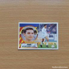Cromos de Fútbol: 3 GINER VALENCIA CF EDICIONES ESTE 1988 1989 LIGA 88 89 SIN PEGAR NUNCA PEGADO. Lote 194750205