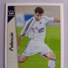 Cromos de Fútbol: 949 PALENCIA - REAL MADRID CASTILLA - 2ª DIVISIÓN - MUNDICROMO 2007. Lote 194859610