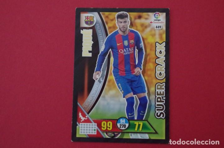 Adrenalyn Xl 2016 2017 Nº 449 Pique Barcelo Buy Old Football Stickers At Todocoleccion 194882373