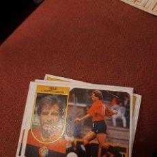 Cromos de Fútbol: ESTE 91 92 1991 1992 DESPEGADO OSASUNA SOLA. Lote 194882472