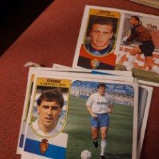 Cromos de Fútbol: ESTE 91 92 1991 1992 DESPEGADO ZARAGOZA ESTEBAN. Lote 194902558