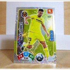 Cromos de Fútbol: ADRENALYN XL 2019 2020 19 20 PANINI MOI GOMEZ Nº 380 ÍDOLO VILLARREAL CROMO LIGA ALBUM FÚTBOL. Lote 194905943