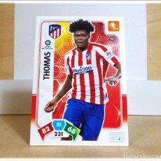 Cromos de Fútbol: ADRENALYN XL 2019 2020 19 20 PANINI THOMAS Nº 45 ATLÉTICO MADRID CROMO LIGA ALBUM FÚTBOL. Lote 194906050