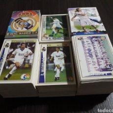 Cromos de Fútbol: GRAN LOTE 600 CROMOS REAL MADRID. Lote 194906245