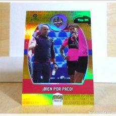 Cromos de Fútbol: MEGACRACKS 2018 2019 18 19 PANINI. TOP 20 BIEN PACO Nº 347 LEVANTE CROMO LIGA FÚTBOL MEGA CRACKS MGK. Lote 194906321