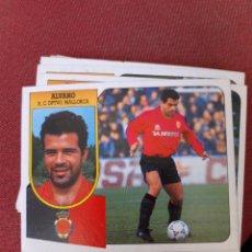 Cromos de Fútbol: ESTE 91 92 1991 1992 DESPEGADO MALLORCA ALVARO. Lote 194920311