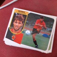 Cromos de Fútbol: ESTE 91 92 1991 1992 DESPEGADO MALLORCA CALDERÓN. Lote 194920345